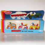 Snoopy Freewheeling Die-cast Vehicle Set