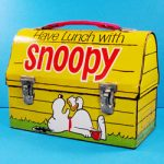 Lunch is on Snoopy