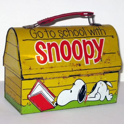 Have Lunch with Snoopy Lunch Box