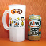 Drink a Root Beer to Snoopy!