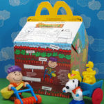 The Peanuts Happy Meal Experience