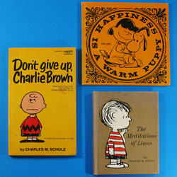 Laugh along with Peanuts Books