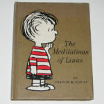 The Meditations of Linus Peanuts Book