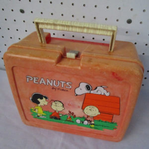 Peanuts Thermos Lunch Box