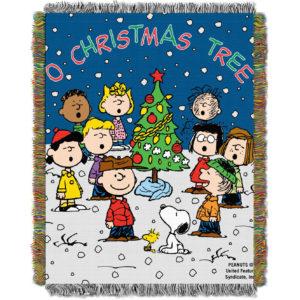 Peanuts Throw Blankets