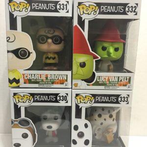 Peanuts Funko POP! Halloween Figurines