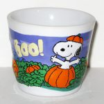 Snoopy Halloween Votive Candle Holder