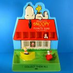 Snoopy Doghouse Display