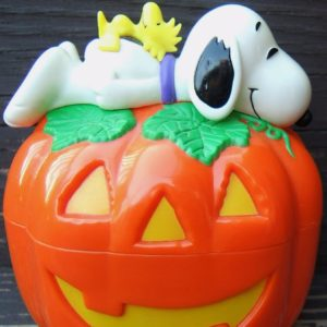 Snoopy Halloween Bank by Whitman's Chocolates