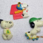 Snoopy Magnets by Butterfly Originals