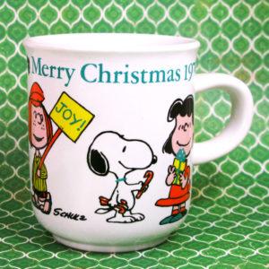 10% Off Peanuts Christmas Mugs