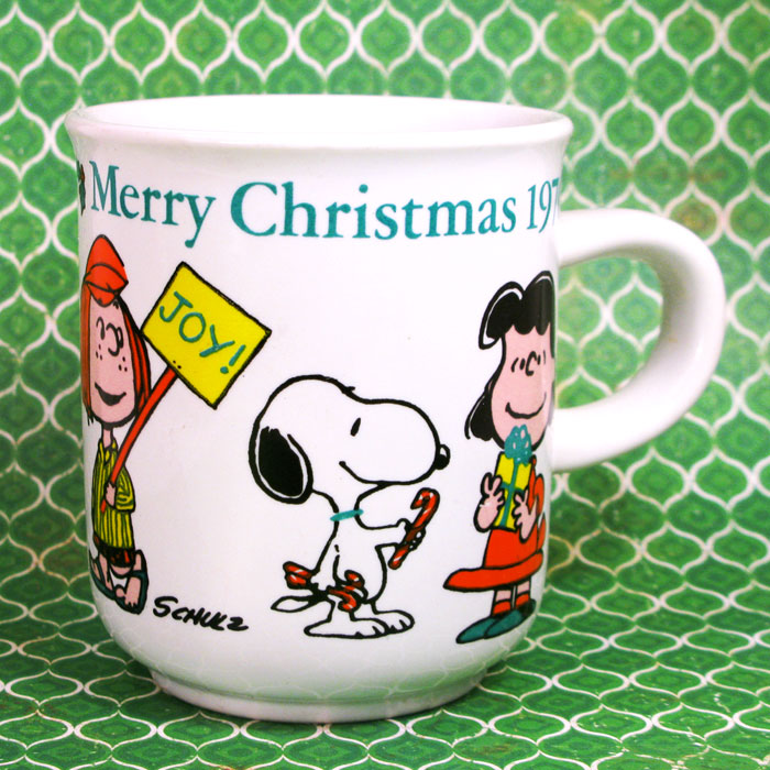 10% Off Peanuts Christmas Mugs