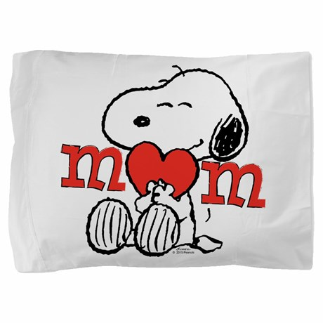 Mom's Special Snoopy Day