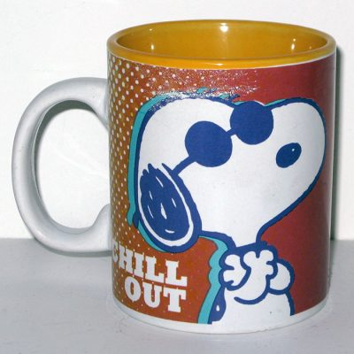 Joe Cool Chill Out Mug