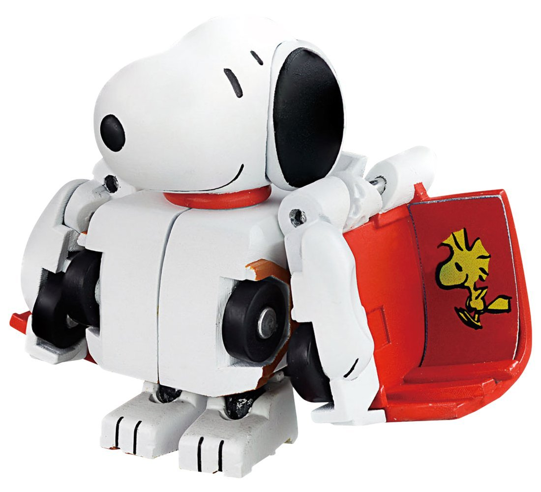 Snoopy Transformer - More than Meets the Eye