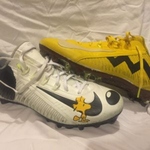 Charlie Brown and Snoopy Custom Nike Shoes