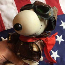 Snoopy Doll and Outfit