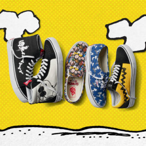 Vans X Peanuts Collection