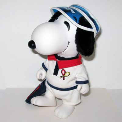 Tennis Snoopy Doll