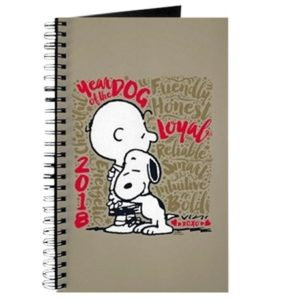 Snoopy Year of the Dog