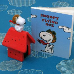 Click to view Miniature Peanuts Books