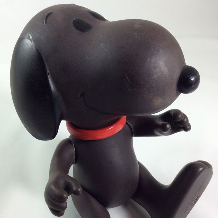 All-Black Snoopy Doll