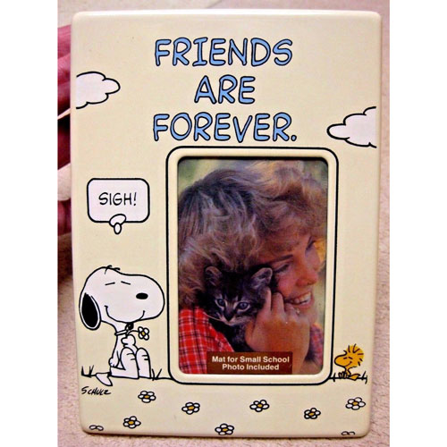 Snoopy Picture Frame by Hallmark
