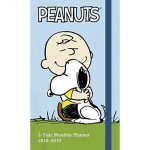2018 Peanuts Calendar Round-up