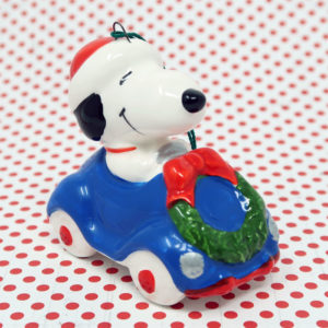 Click to view Santa Snoopy Ornaments