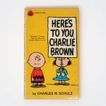 Here's to you, Charlie Brown