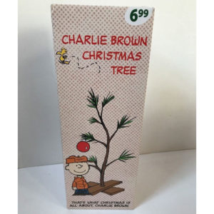 The Iconic Charlie Brown Christmas Tree