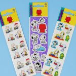 Snoopy Sticker Fun