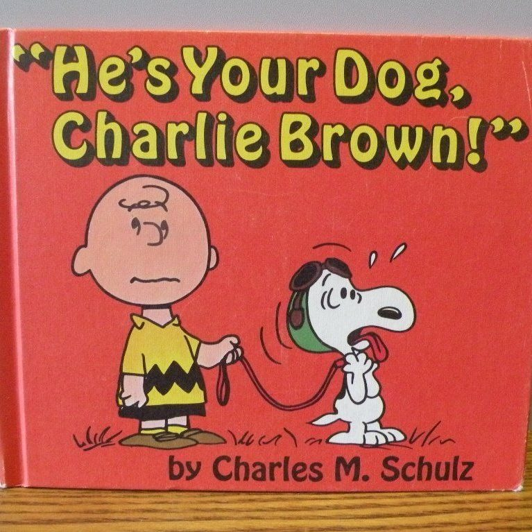 Peanuts Book by The World Publishing Company