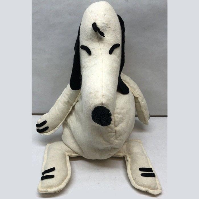 Snoopy Pajama Bag