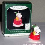 Peanuts Hallmark Christmas Ornament