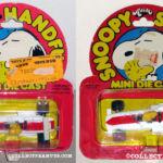 Peanuts Aviva Vs. Hasbro Packaging