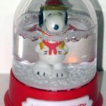 Peanuts Willitts Designs Snowglobes