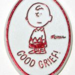 Peanuts Interstate Brands Emblem Clip