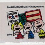 Peanuts Interstate Brands Stickers