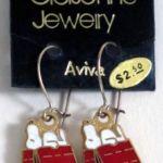Peanuts Aviva Earrings