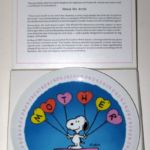 Peanuts Willitts Designs Decorative Plates