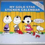 Peanuts Hallmark Calendars