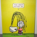 Peanuts Hallmark Posters