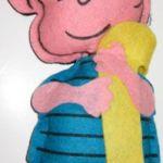Peanuts Simon Simple Dolls