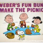 Peanuts Interstate Brands Promotional Posters