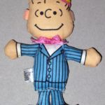 Linus Rag Doll by Determined Productions