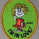 Peanuts Interstate Brands Patches