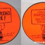 Peanuts Hallmark Pinback Buttons