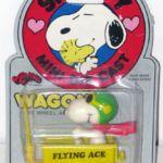 Peanuts Aviva Wagon