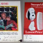Peanuts Avon Catalog